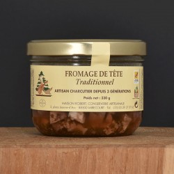 Fromage de tête traditionnel - 330g