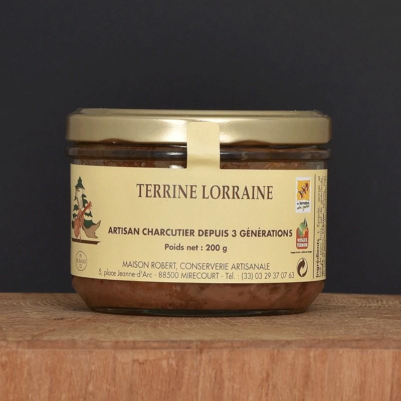 Terrine Lorraine - 200g