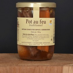 Pot au feu traditionnel - 750g